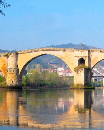 MOZARABIC WAY FROM OURENSE